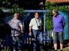 Johan Wiklund, Lennart Pettersson & Arne Olsson